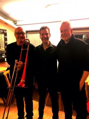 Nils Landgren, Rue Protzer, Wolfgang Haffner